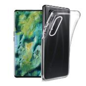 Housse Silicone Ultra Slim Transparente pour Oppo Find X2 Pro
