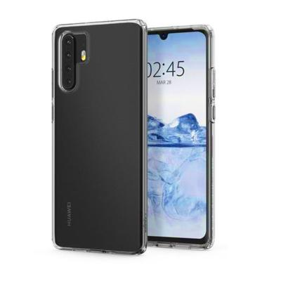 Housse Silicone Ultra Slim Transparente pour Huawei P30 Pro
