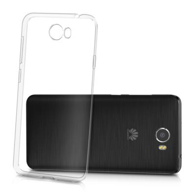 Housse Silicone Ultra Slim Transparente pour Huawei Y5 2017