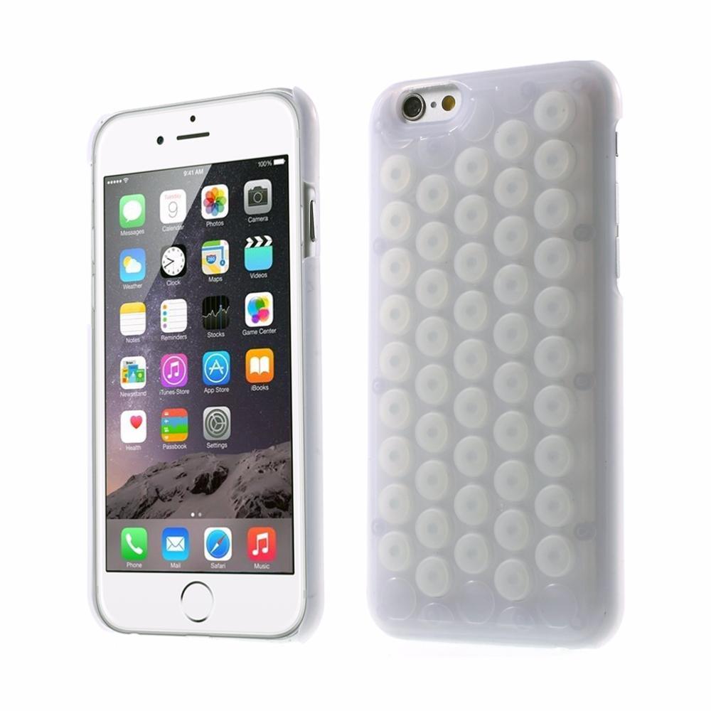 Coque Arrière de Protection Blanc Anti-Stress pour Apple iPhone 6
