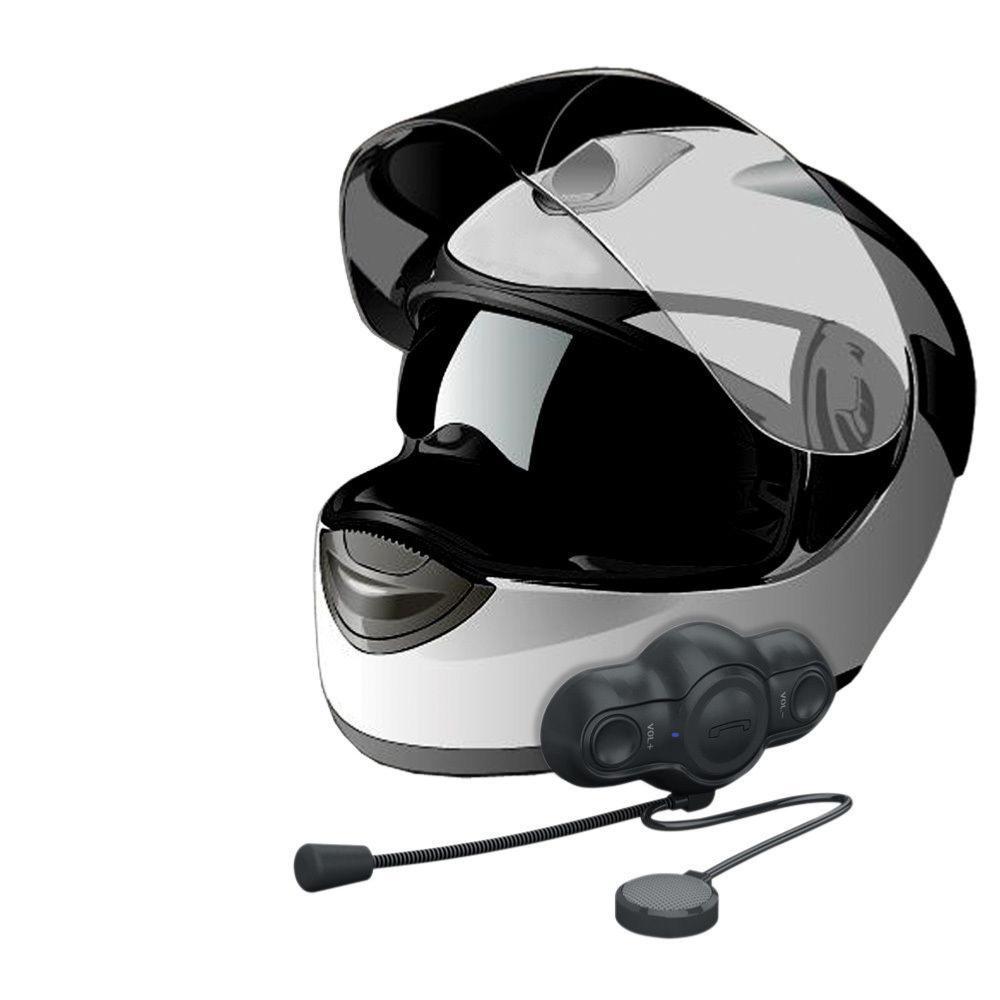kit pi ton oreillette bluetooth pour casque moto int gral avec perche souple pour tous smartphones. Black Bedroom Furniture Sets. Home Design Ideas