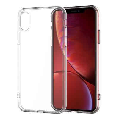 Housse Silicone Ultra Slim Transparente pour Apple iPhone XR