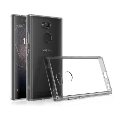 Housse Silicone Ultra Slim Transparente pour Sony Xperia L2