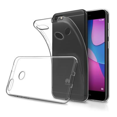 Housse Silicone Ultra Slim Transparente pour Huawei Y6 Pro 2017